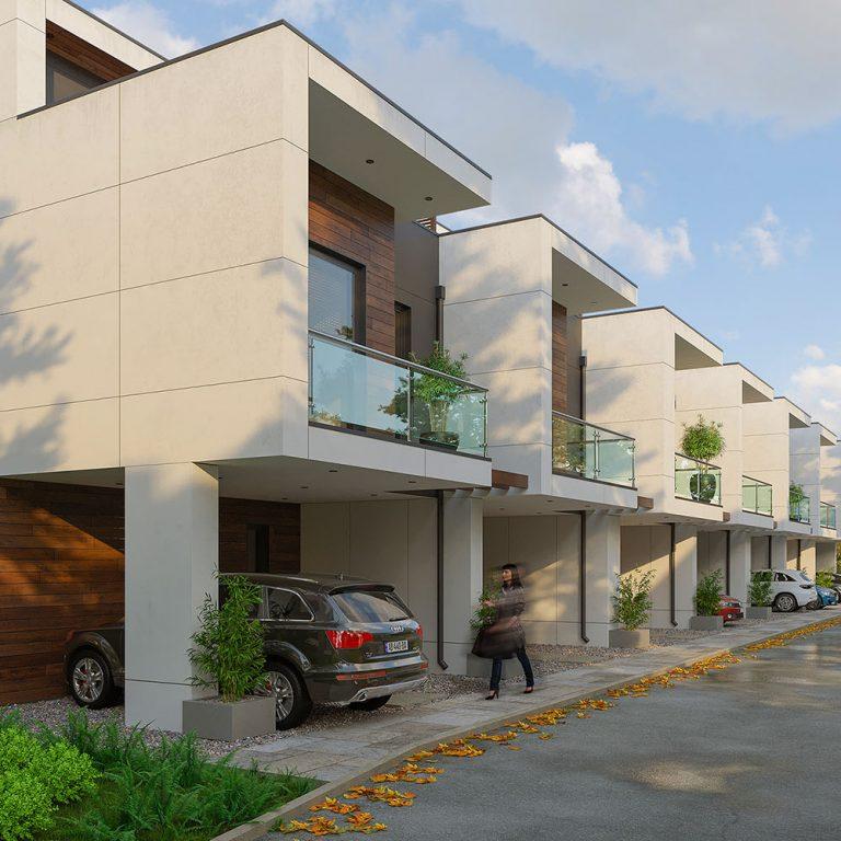 polo villas garden batumi for sale