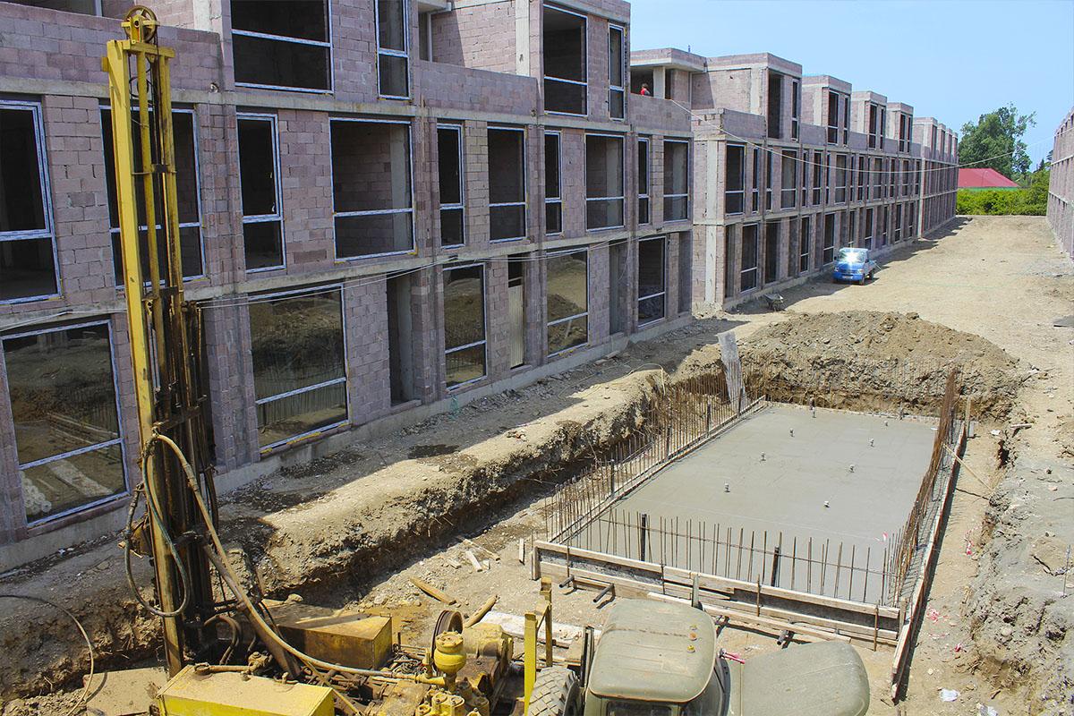 real estate in batumi new buildings