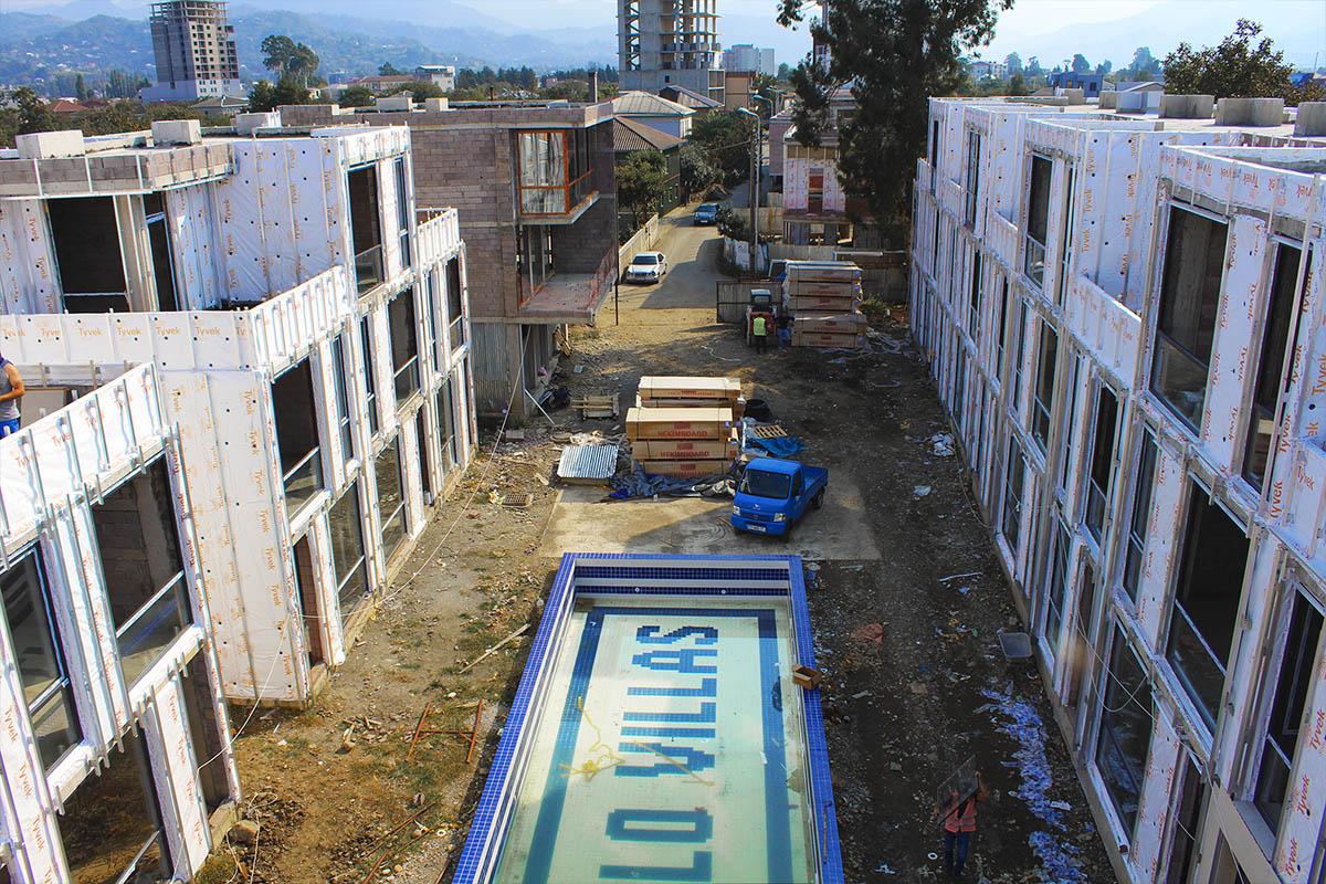 элитная недвижимость в Батуми на продажу