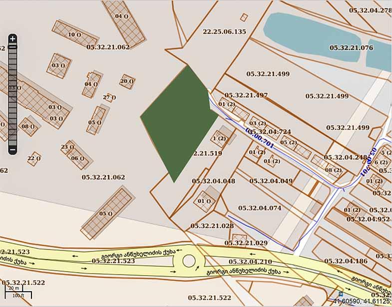 kadastrovii plan polo greenfield rus