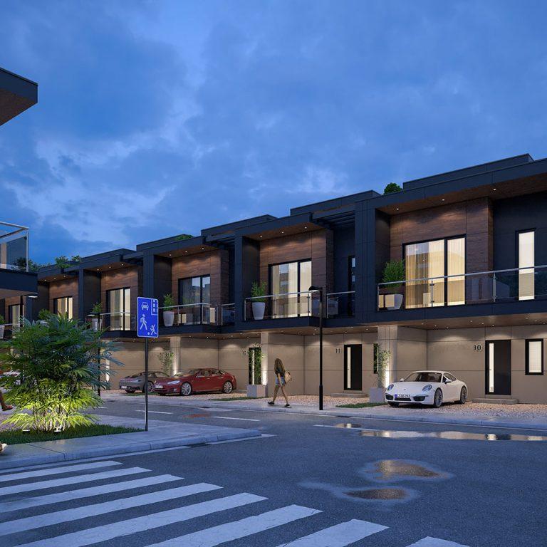 недвижимость батуми частные дома