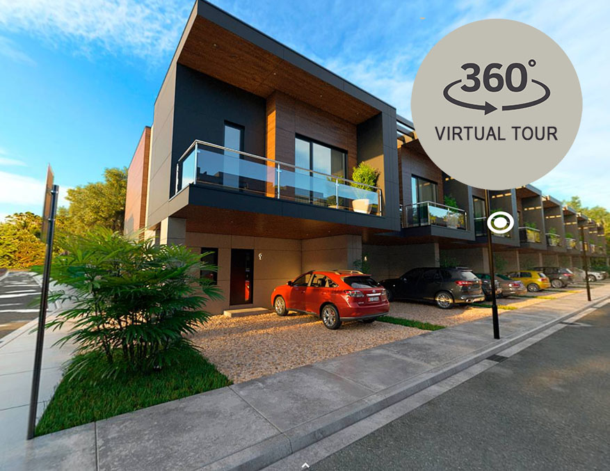 virtual tour polo villas greenfield batumi