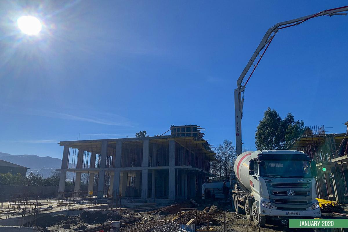 Buy villa with own land in Batumi Georgia