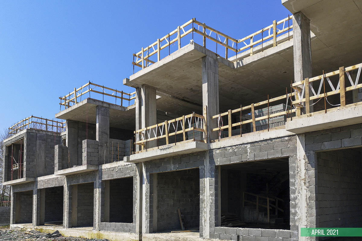 buy villa with own plot in batumi georgia