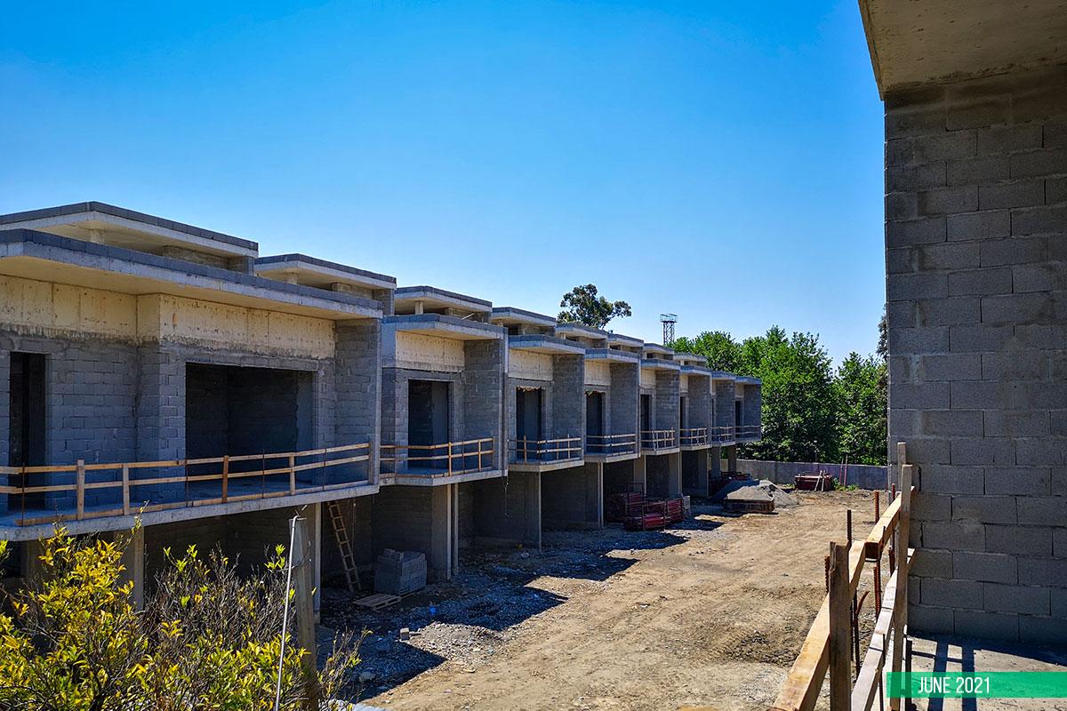 villas for sale with own plot in batumi georgia