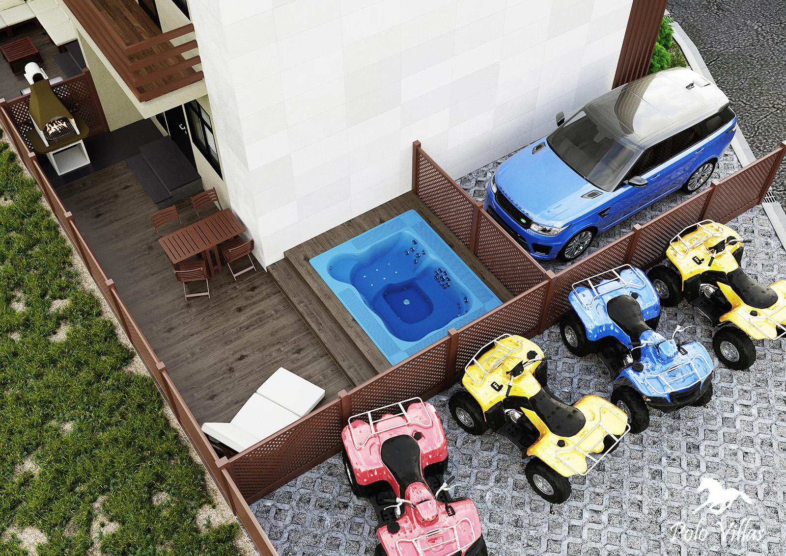 продажа домов в пригороде батуми купить коттедж Polo Villas