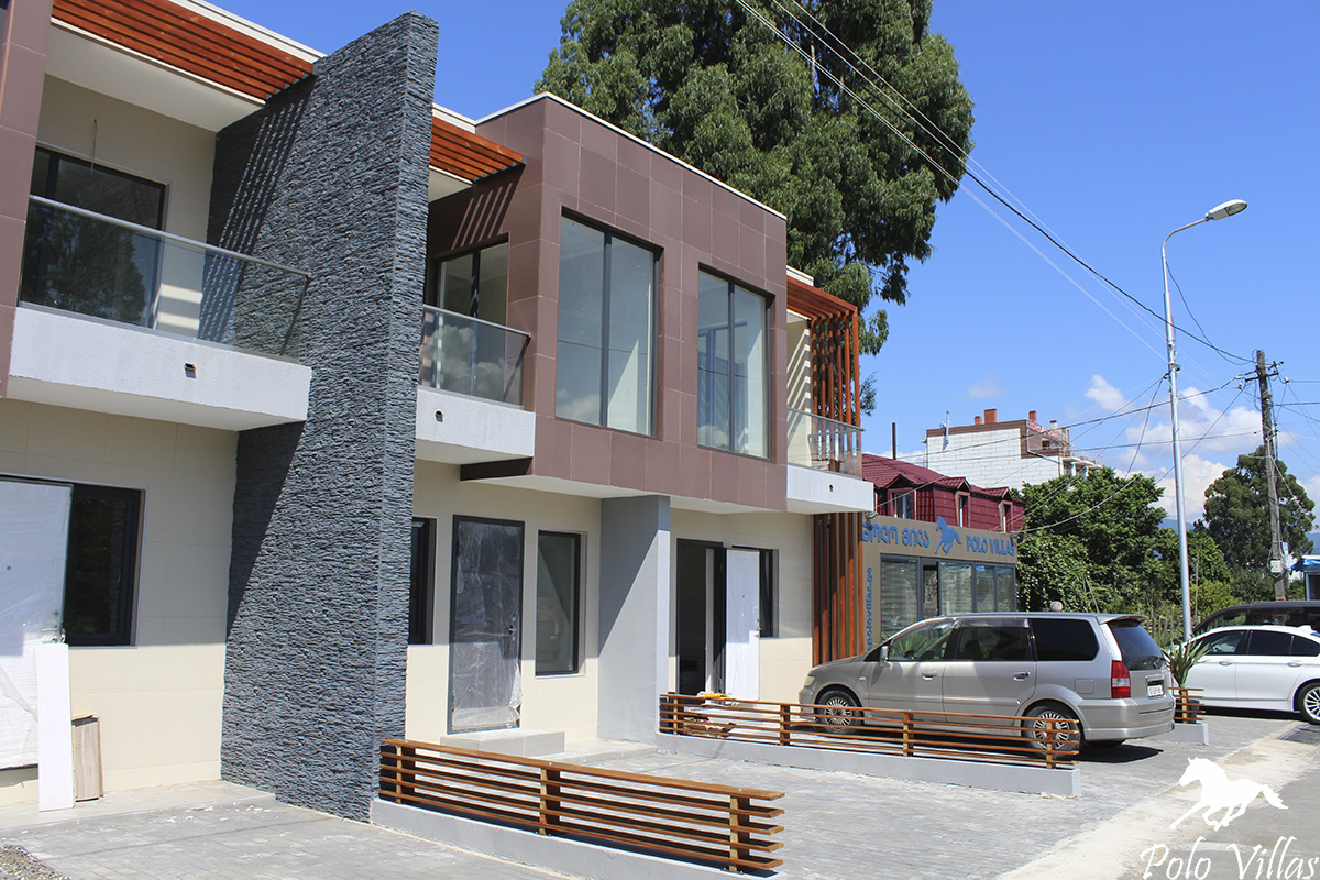 polo villas batumi villas fo sale townhouses