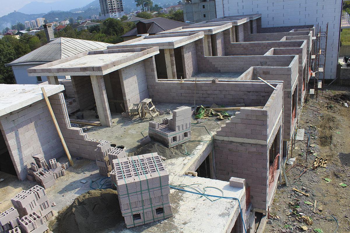 polo villas garden complex batumi